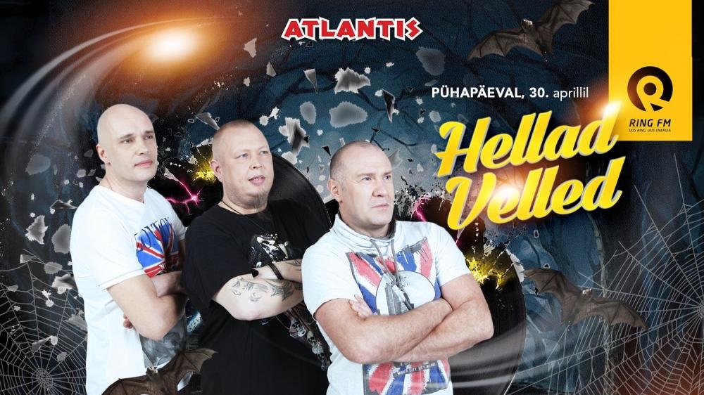 Soovisaade loosib peopääsmeid 30.aprilliks Atlantisesse!