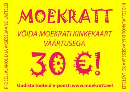 Lõunaring teeb sellel nädalal koostööd Moekratiga!