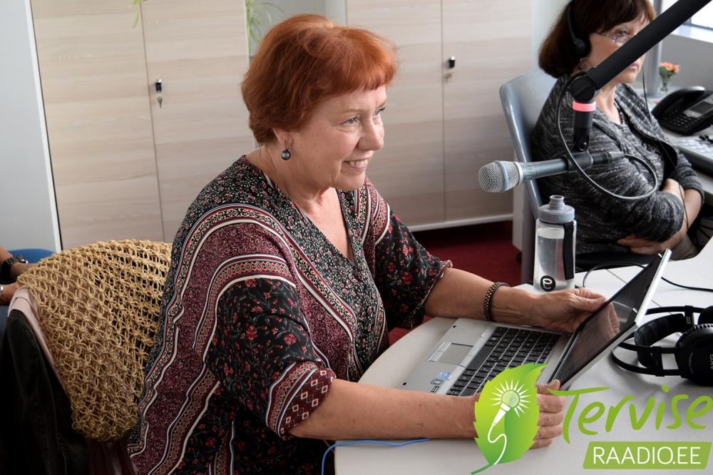 Meravita sponsoreeritud Terviseraadio.ee soovib aidata kuulajatel metsikus infohulgas orienteeruda ning leida üles olulised ja inspireerivad terviseteemalised teadmised. Igal pühapäeval 13.00-14:00 ja kordusena pühapäeval 22.00-23.00