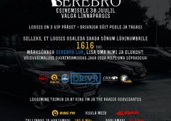 Neljapäevases Soovisaates loositakse välja LUX-pakett Serebrole
