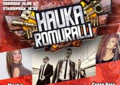 Legendaarselt raju, Hauka Laada raames toimuv, Hauka Romuralli peab oma 20. juubelit ja seda tähistame topeltraju ralli ja peoga!
