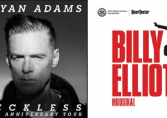 Billy Elliot või Bryan Adams - kumba eelistad Sina?