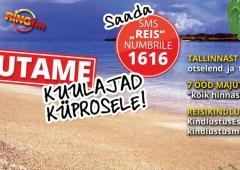 Ring FM ja Aurinko lennutavad unistuste puhkusele Küprosele!