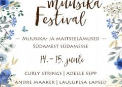 Hommikuprogramm loosib pääsmeid Südamemuusika Festivalile