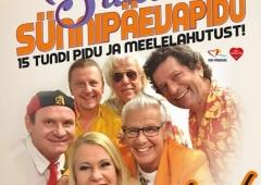 Soovisaade loosib pileteid 2.septembriks Paide E-Piim Spordihalli!
