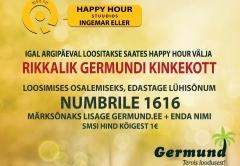 Unustage šnitslid, makaronid ja kooreklops, sest saate Happy Hour toidulaua katab Germundi uus - Premium Tops!