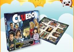 Hommikuprogramm loosib iga päev välja põneva lauamängu CLUEDO komplekti!