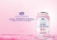 Hommikuprogramm loosib iga päev välja Johnny Bloom's Rose Lemonade karastusjooki!