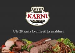 Võida kilode viisi liha Karnilt!