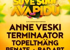 Lõuna-Eesti Suve Avapeo piletiralli!
