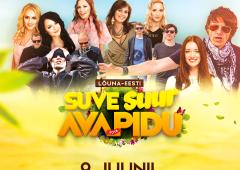 Lõuna-Eesti Suve Avapidu tuleb taas! 9.juunil Põlva Intsikurmu laululaval!