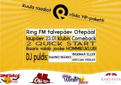 Ring FM otsib selle talve VIPPI!