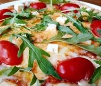 Rikkalik õhtusöök Ruunipizzalt