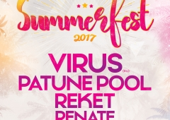 Valga linn ja Ring FM esitlevad: SUMMERFEST 2017