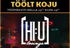 Saade Töölt koju kutsub Teid sellel nädalal külastama Tallinnas, Nõmmel asuvat HIIU Lounge'i, sest loosis on 100€ kinkekaart!